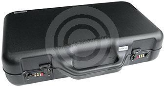 Valise Negrini ABS pour armes de poing (46x24.5x10)