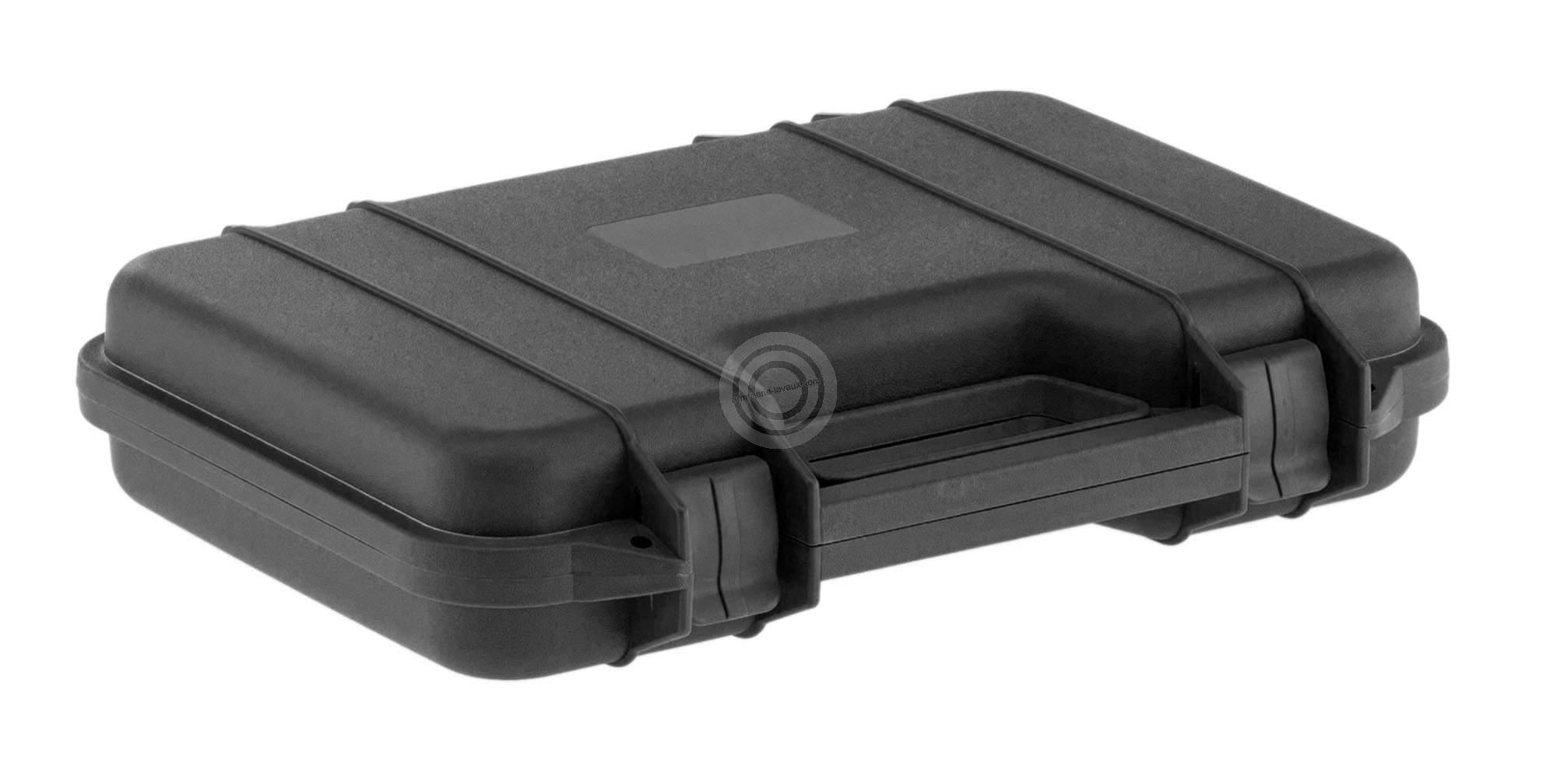 Valise polycarbonate pour armes de poing (Grand Modèle 31.5x24.5x7cm)