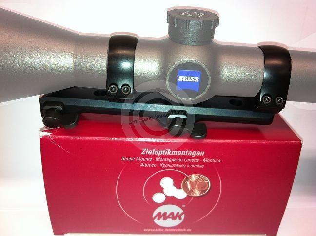 Montage MAK BLASER R93 - R8 pour diamètre 30 mm