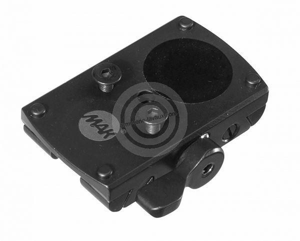 Montage magnétique DOCTER Sight pour Fusil (bande de 7 à 9 mm)