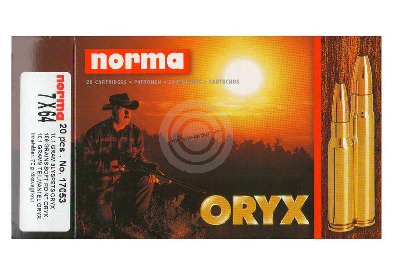 NORMA 7x64 ORYX 11g