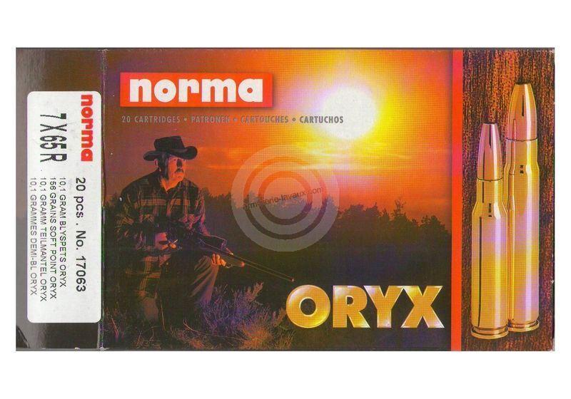 NORMA 7x65R ORYX 10.1g