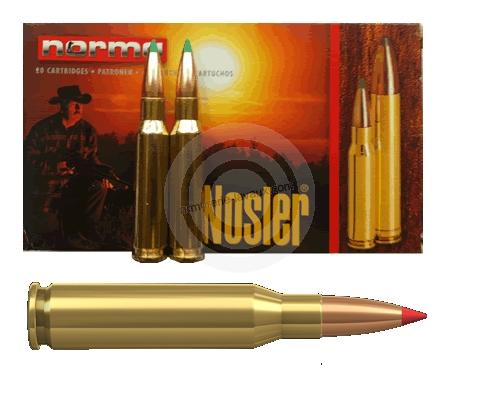 NORMA 7mm-08 Rem NOSLER BST