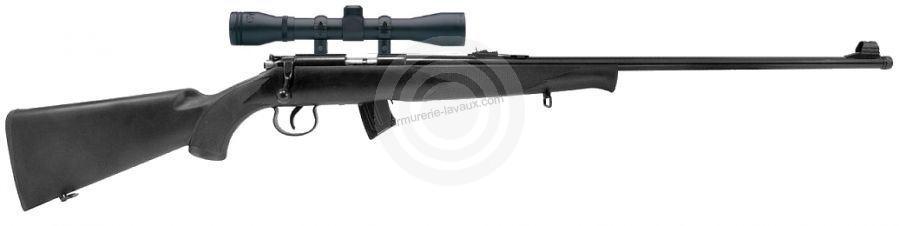 Carabine 22LR NORINCO JW15 Synth�tique avec lunette LYNX 4x32