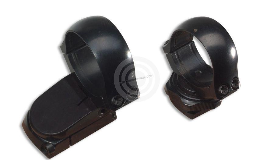 Montage pivotant SUHL diamètre 30 (BROWNING - BENELLI)