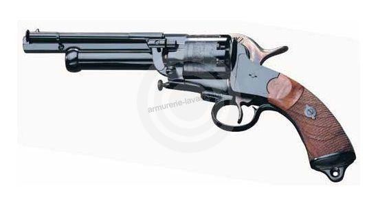 Revolver à Poudre Noire Pietta LE MAT modèle Navy Cal.44
