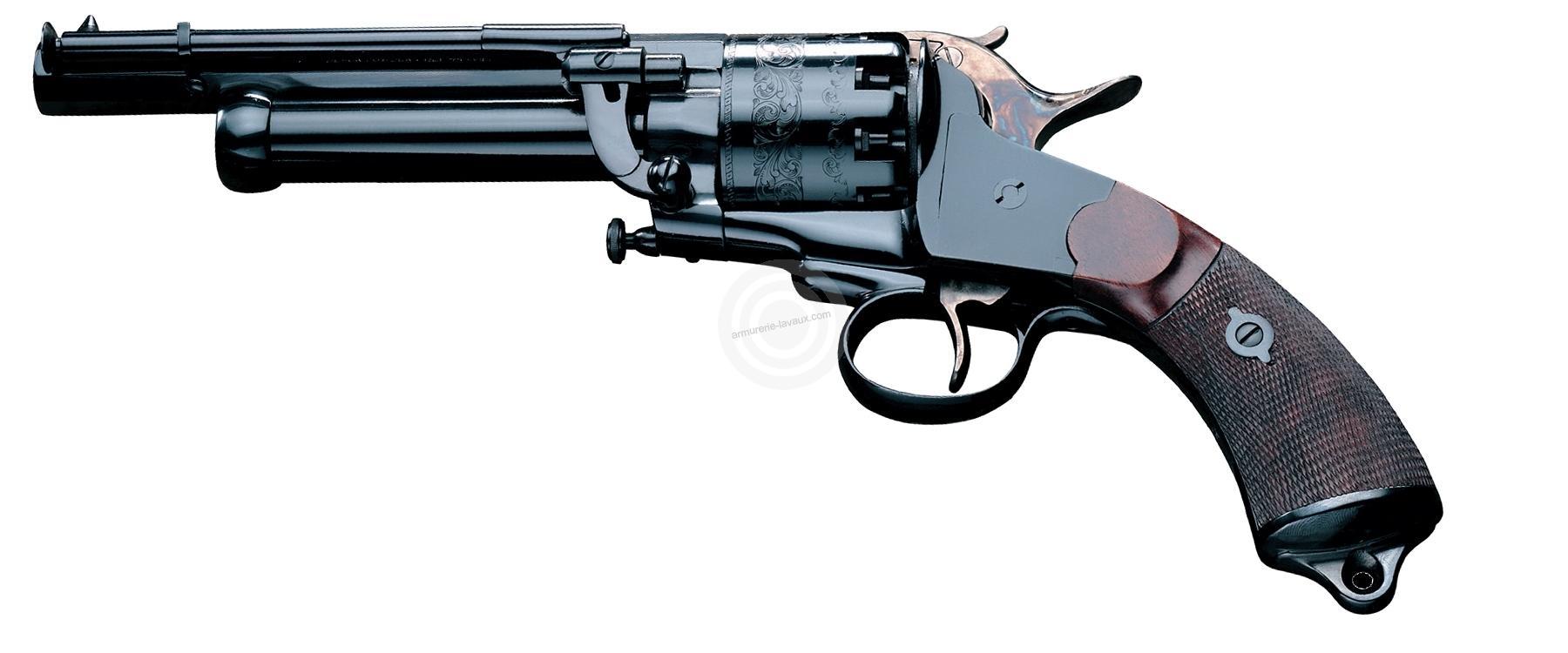 Revolver à Poudre Noire Pietta LE MAT modèle Army Cal.44