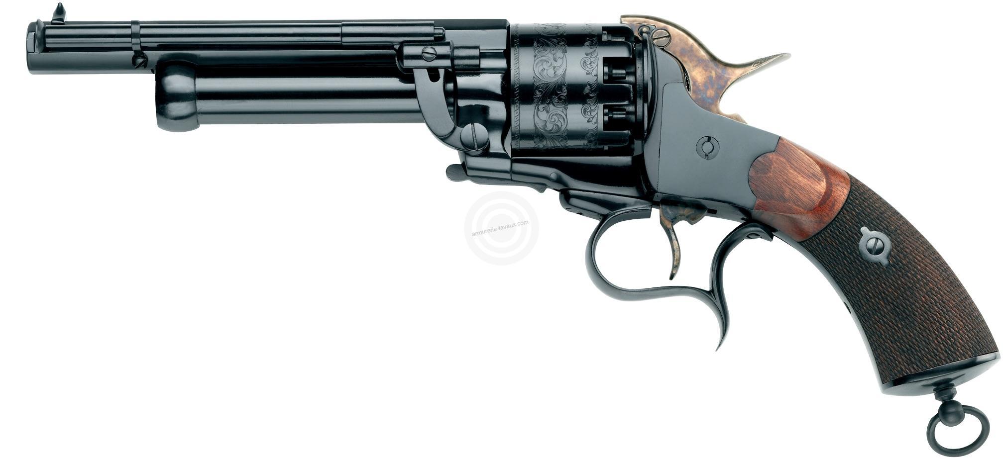 revolver poudre noire pietta le mat mod le cavalerie armes poudre noire sur armurerie. Black Bedroom Furniture Sets. Home Design Ideas