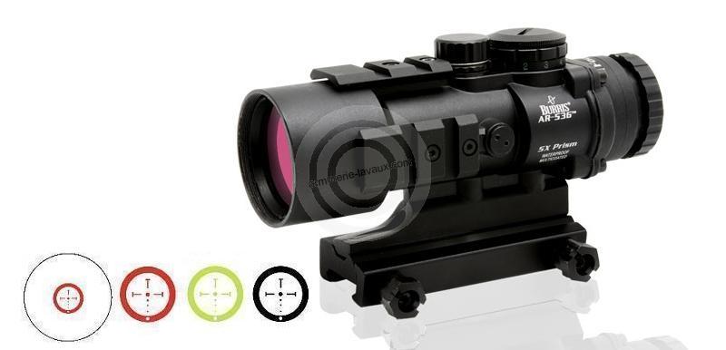 Point rouge tactical BURRIS AR-536