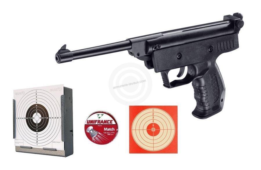 Pistolet à plombs Perfecta S3 UMAREX