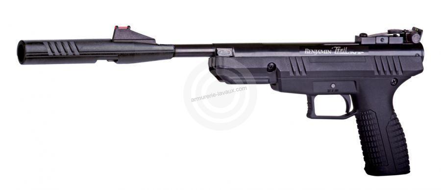 Pistolet à plombs CROSMAN Benjamin Trail NP (8 joules)