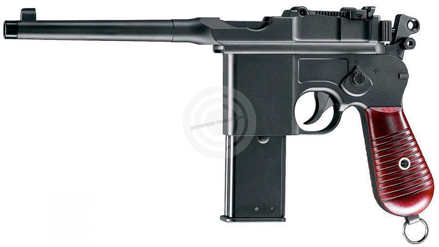 Pistolet LEGENDS C96 UMAREX cal.4,5mm