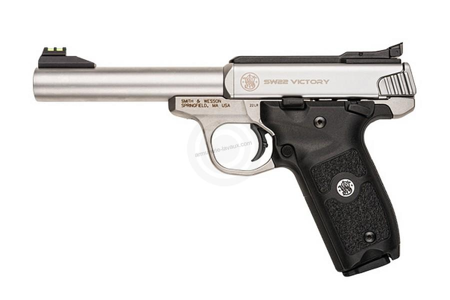 Pistolet SMITH & WESSON SW22 Victory cal.22Lr