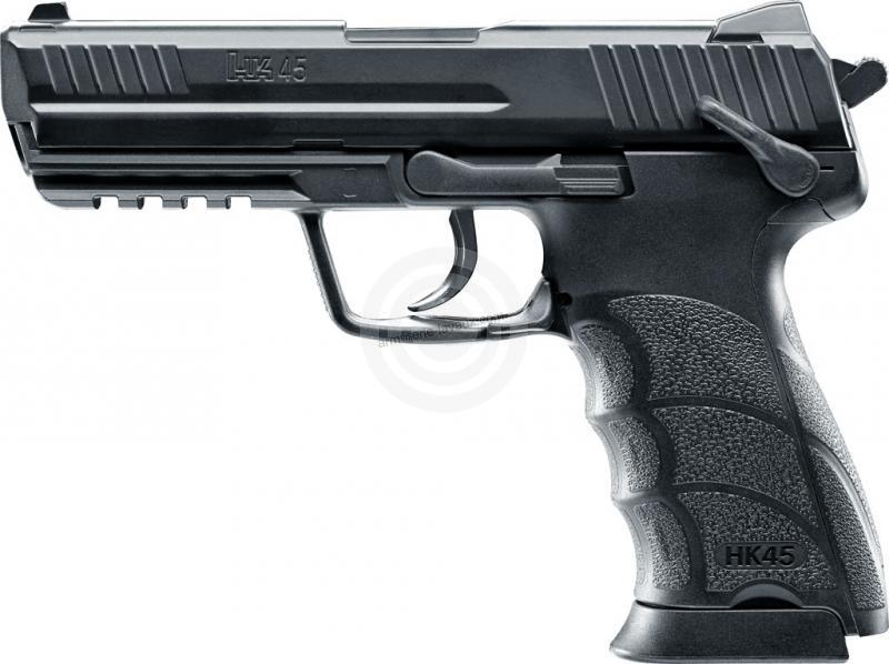 Pistolet Heckler & Koch HK45 cal.4.5mm
