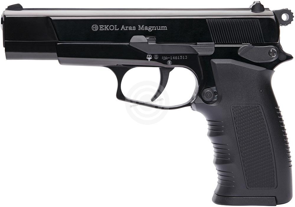 Pistolet EKOL Aras mod.75 Auto Bronzé Cal.9mm PA