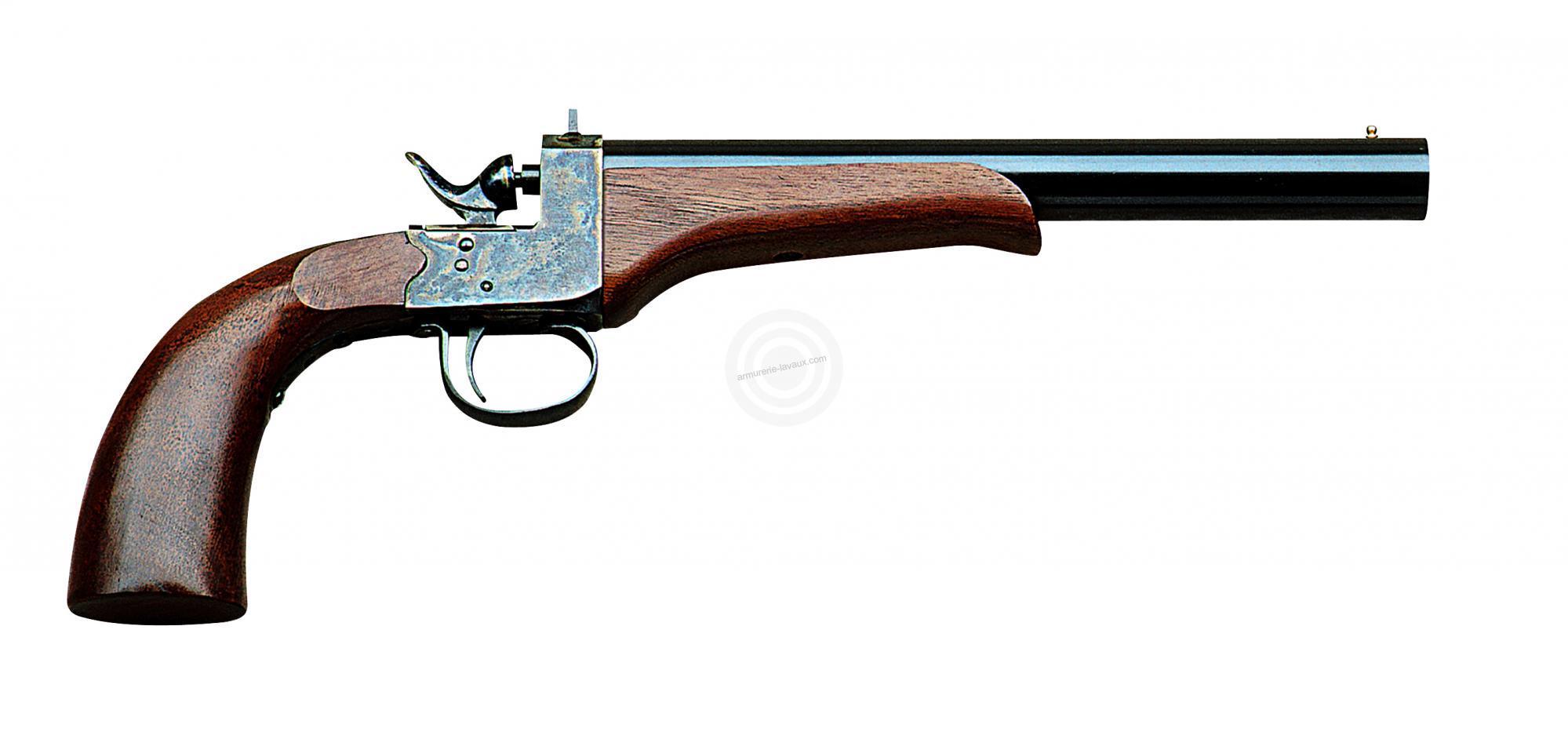 pistolet poudre noire pedersoli saloon armes poudre noire sur armurerie lavaux. Black Bedroom Furniture Sets. Home Design Ideas