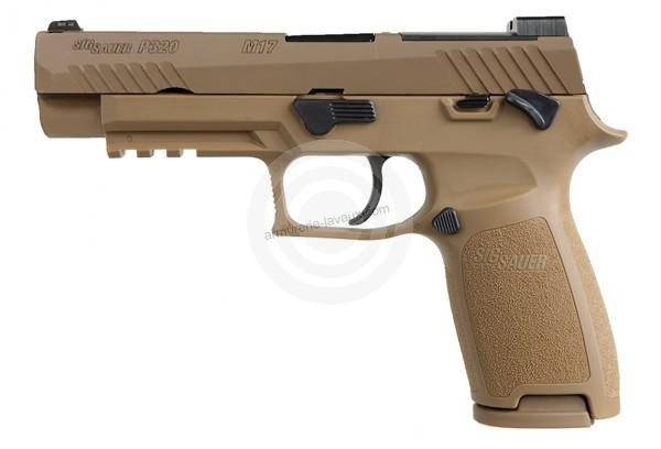 Pistolet SIG SAUER P320 M17 cal.9x19