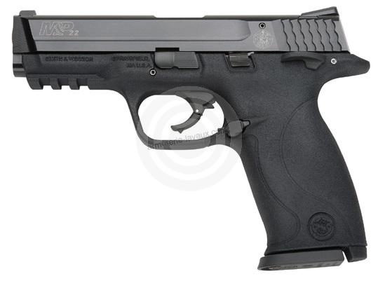 Pistolet SMITH & WESSON MP22 cal.22 Lr