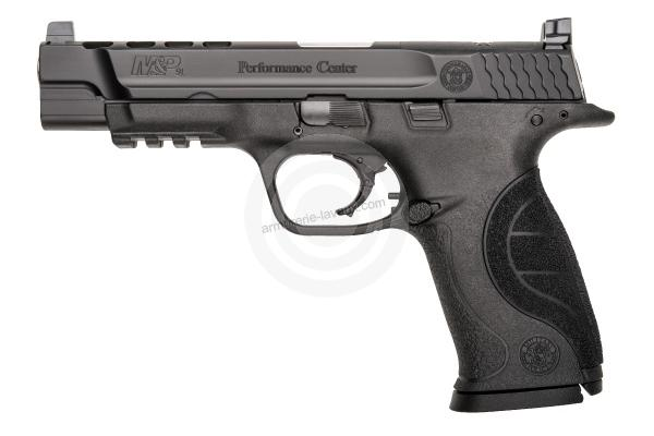 Pistolet SMITH &WESSON MP9 Performance Center PORTED 5