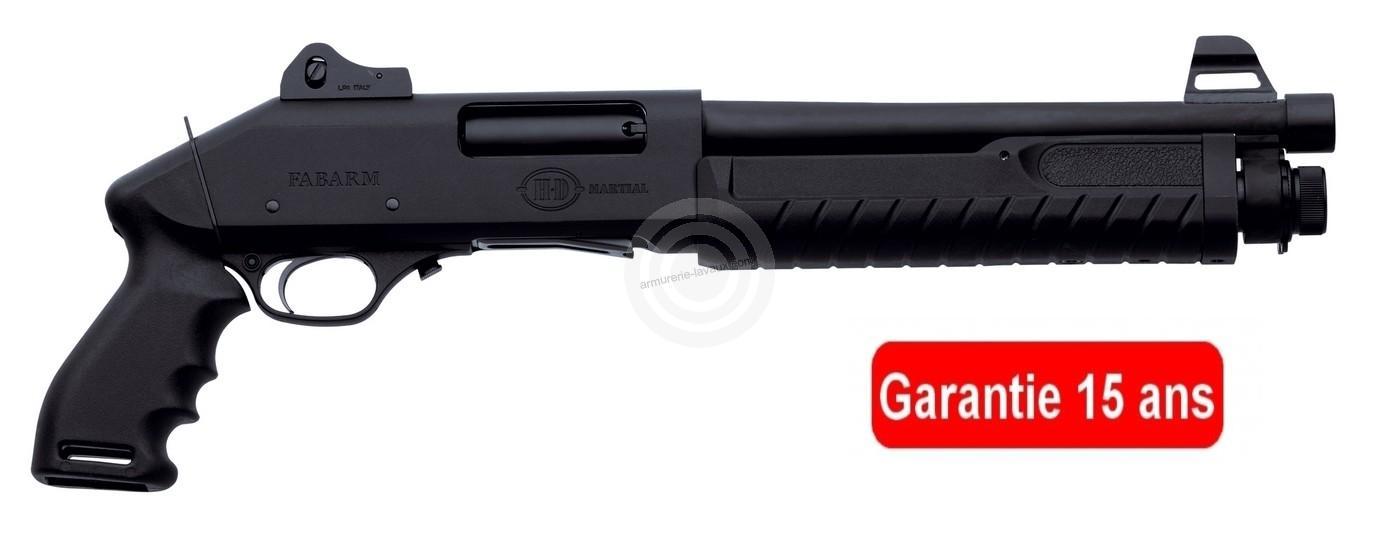 Pistolet à pompe FABARM Martial Pistola 11