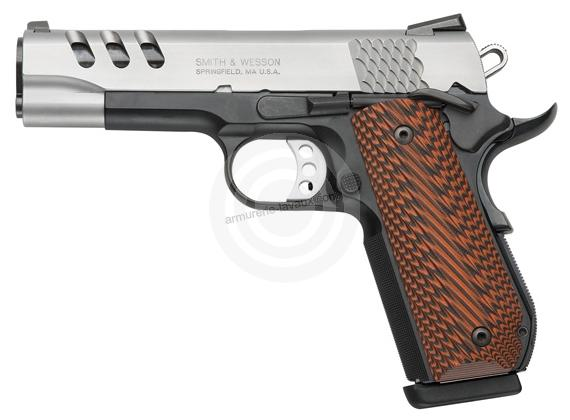 Pistolet SMITH & WESSON Performance Center SW1911 CUSTOM RB cal.45 ACP