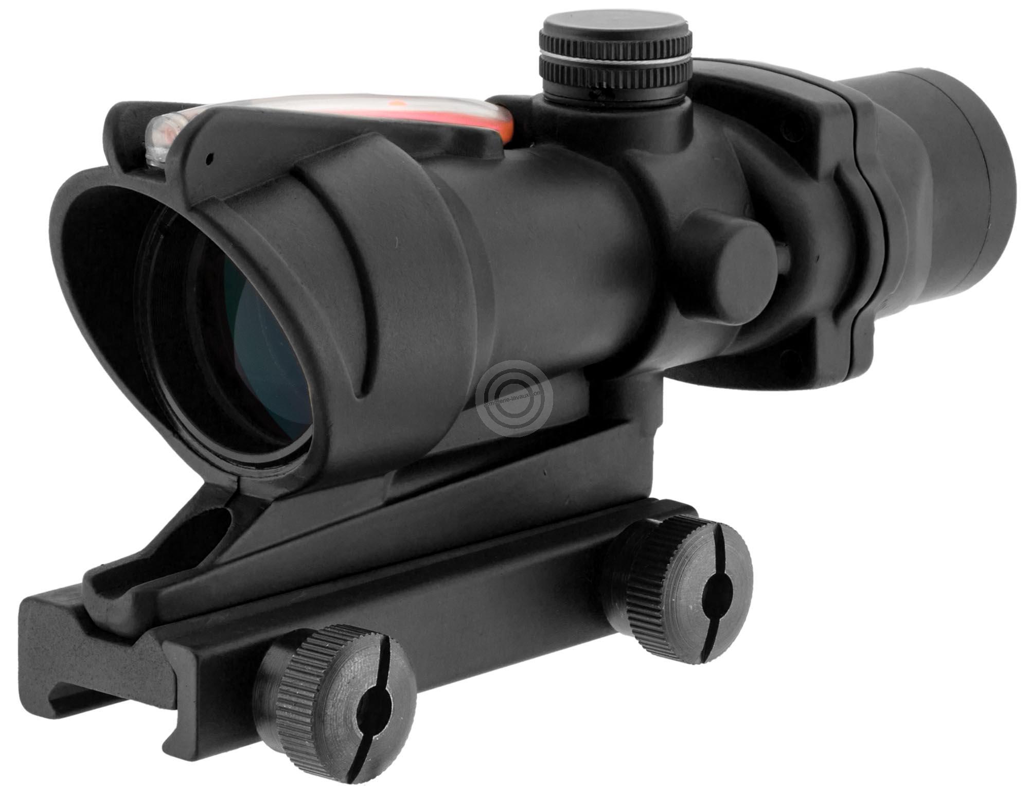 Lunette point rouge tactical NUPROL Tech ACOG 4x32