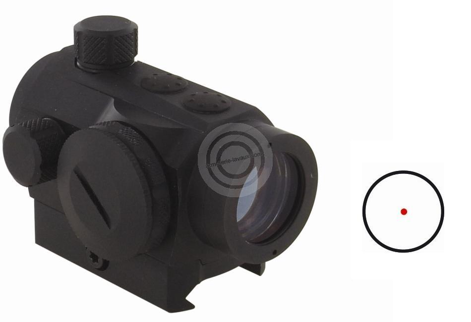Point rouge FUZYON Optics Red Dot 1x20