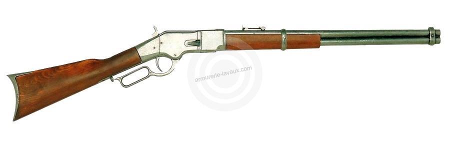 Réplique DENIX du Fusil à levier de sous garde WINCHESTER 1886