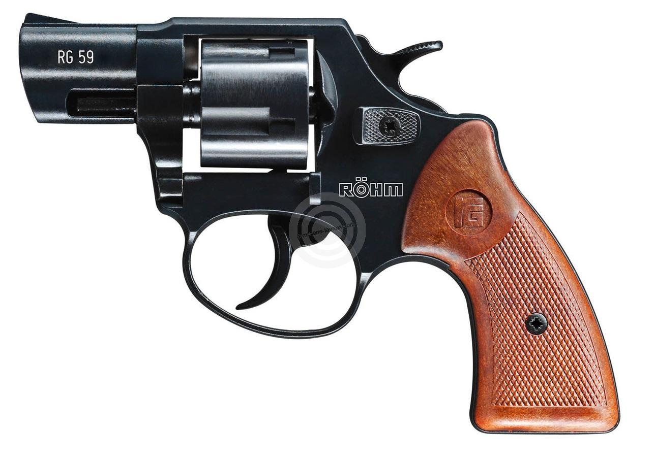 Revolver à blanc RÖHM RG 59 cal.9mm R