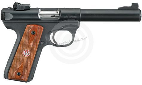 Pistolet RUGER 22/45 Target calibre 22 Lr
