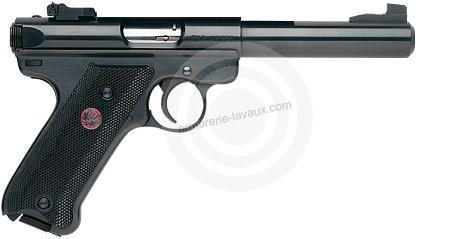 Pistolet RUGER MARK III Target Bronzé 5 1/2