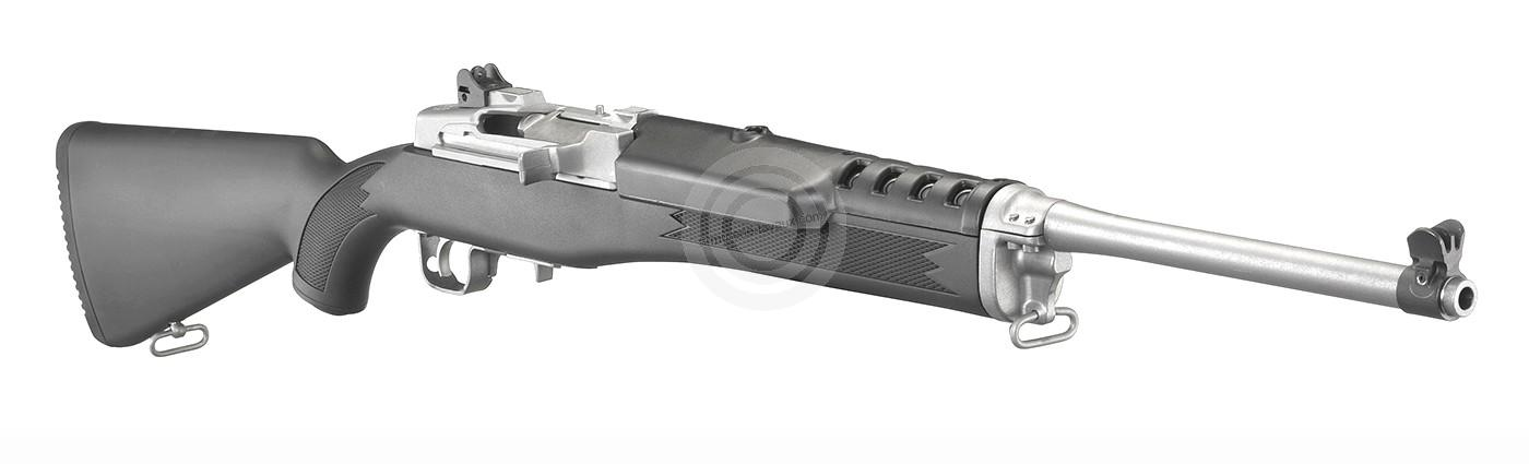 RUGER Mini-14 Ranch Inox Syntétique cal.223 Rem