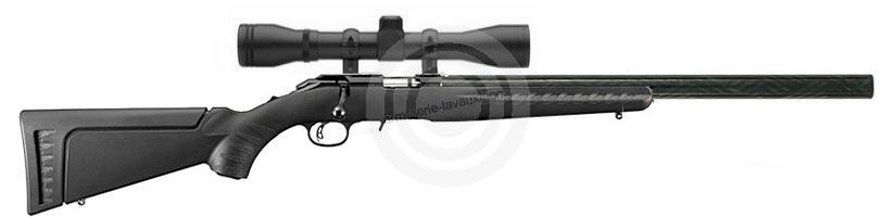 Carabine 22Lr RUGER American Rimfire CUSTOM Kevlar Silence
