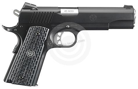 Pistolet RUGER SR1911 Micarta calibre 45 ACP