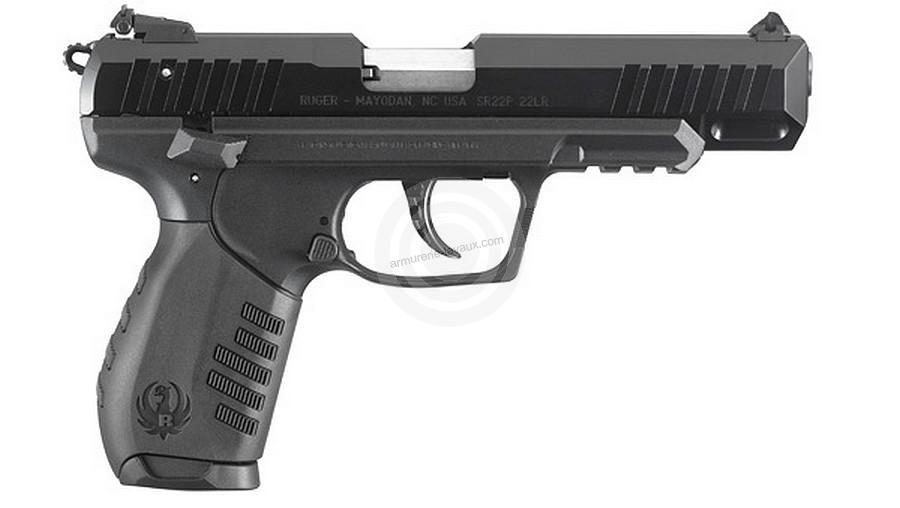 Pistolet RUGER SR22 Target 4.5