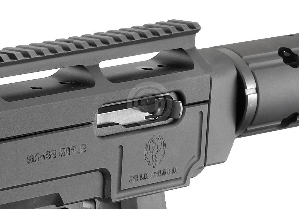 carabine ruger sr-22 cal 22 lr