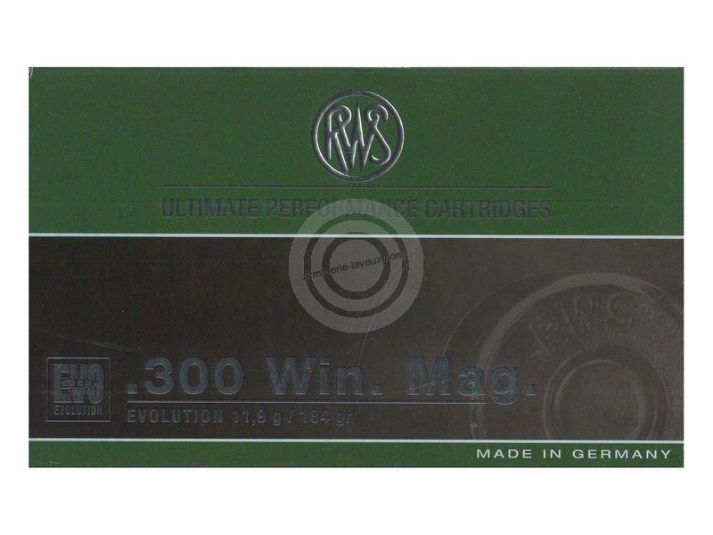 RWS 300 WIN MAG EVO 11,7g