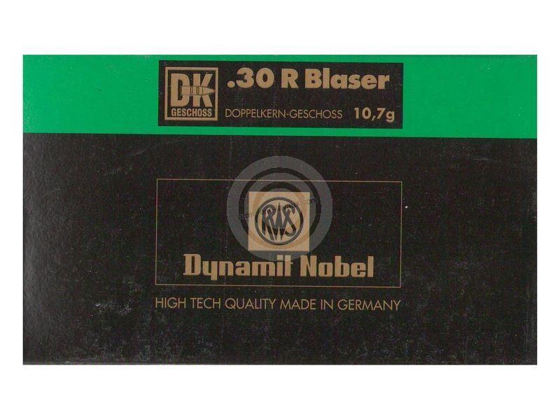 RWS 30R Blaser DK 10,7 gr
