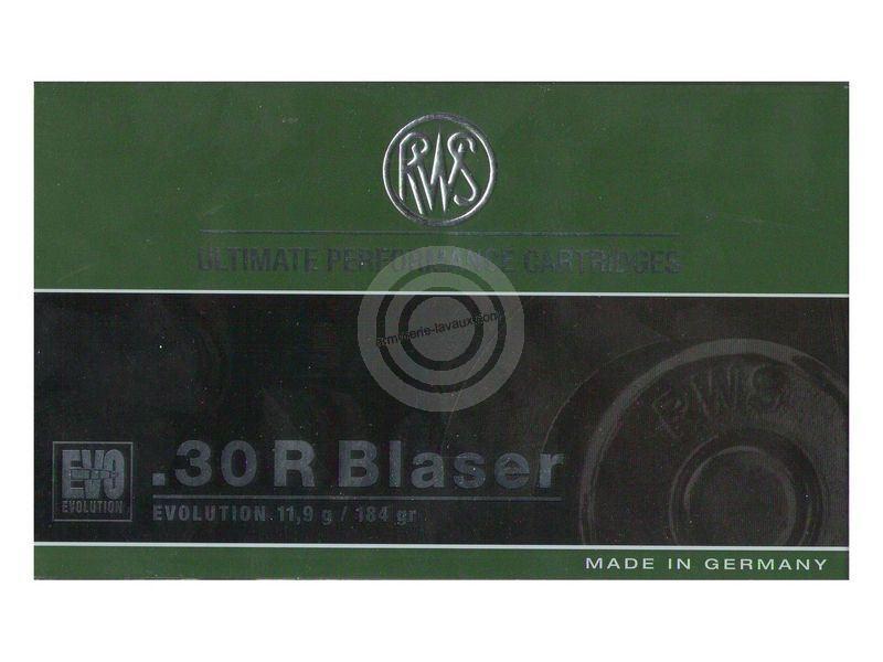 RWS 30R Blaser EVO 11,9g