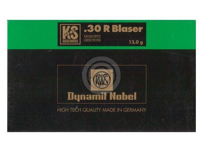 RWS 30R Blaser KS 13g