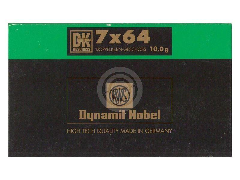 RWS 7x64 DK 10g