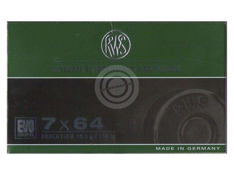 RWS 7x64 EVO 10,1g
