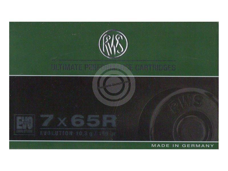 RWS 7x65R EVO 10.1g