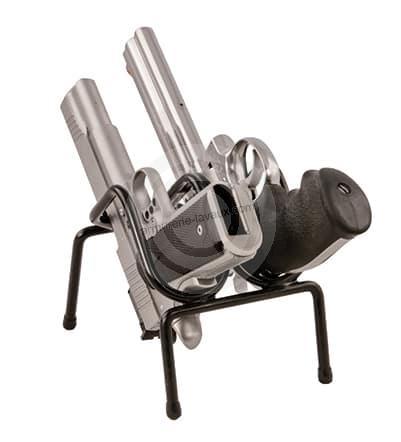 Râtelier Rack LOCKDOWN pour 2 armes de poings