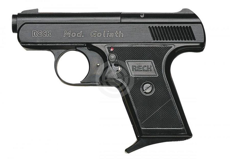 Pistolet d'alarme RECK Goliath cal.9mm UMAREX