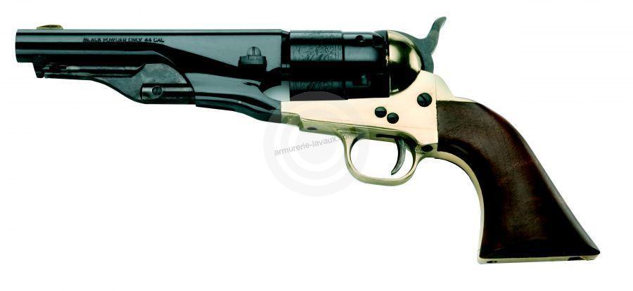 Revolver à Poudre Noire Pietta COLT Army Sheriff 1860 cal.44