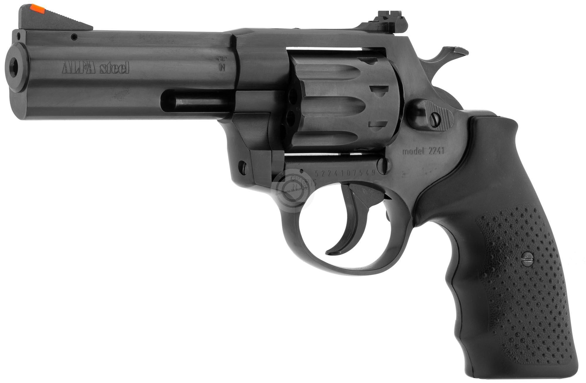 revolver alfa proj lrp target bronz u00e9 4 u0026quot  cal 22 lr