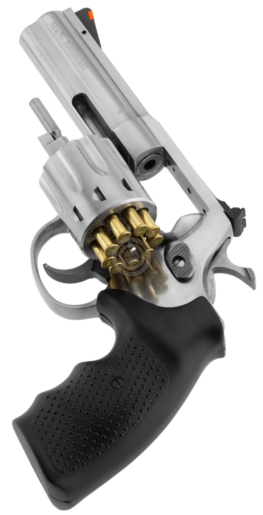 revolver alfa proj lrp target inox 4 u0026quot  cal 22 lr