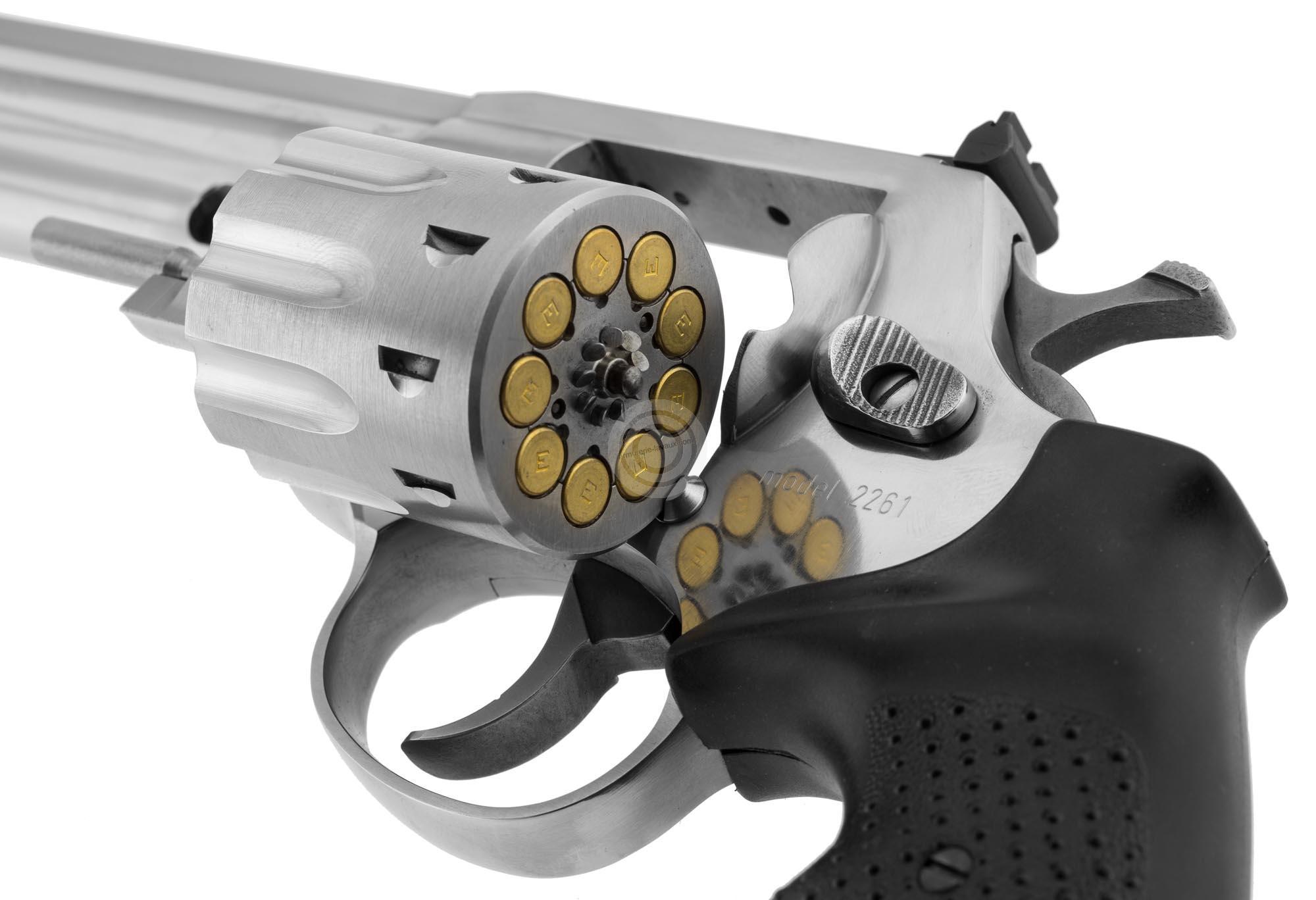 revolver alfa proj lrp target inox 6 u0026quot  cal 22 lr