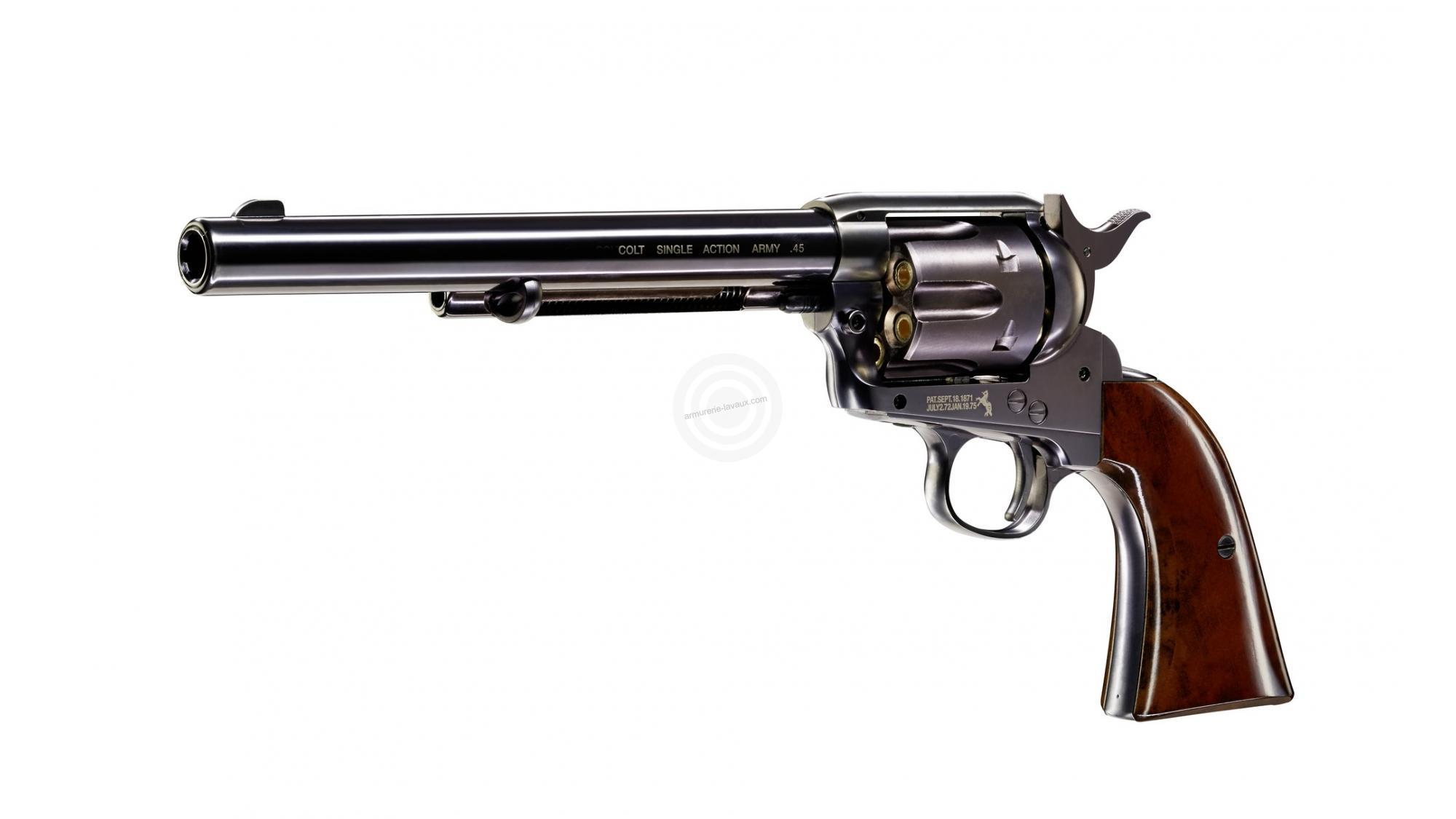 Revolver COLT Peacemaker SAA.45 7.5